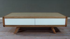 שולחן סלון זוהר