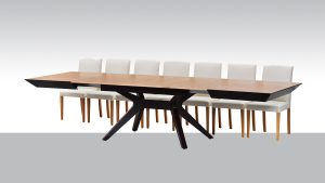 שולחן אוכל יהלי