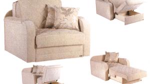 כורסא חד מושבית - ורונה