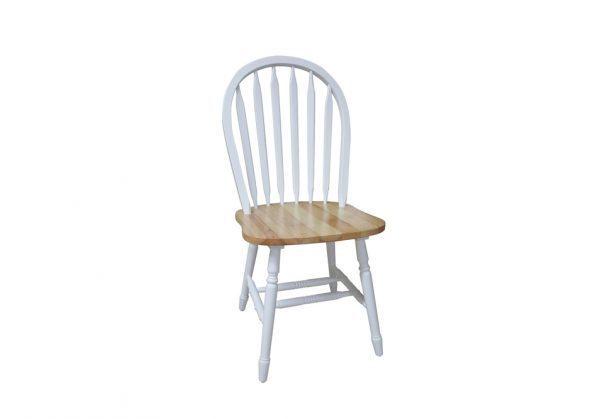 כסא אמיר לבן & אלון