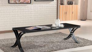 שולחן אלה שחור