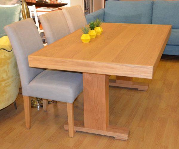 שולחן סלוני נפתח