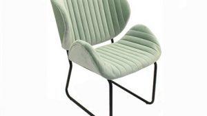 כיסא ירוק