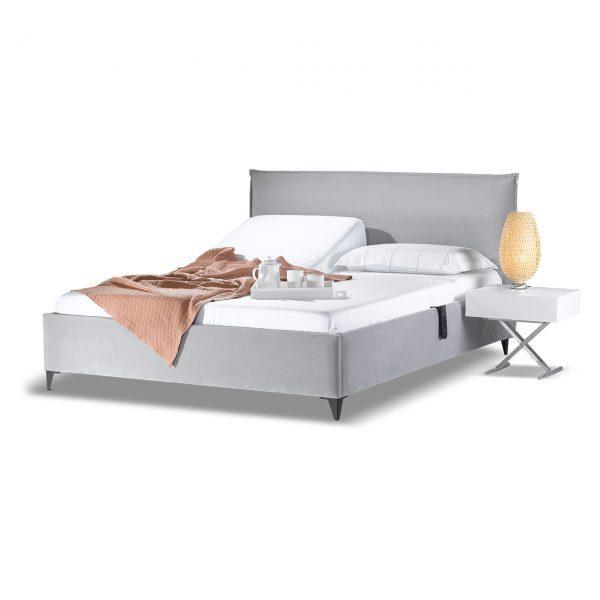 מיטה מרופדת - אינדי